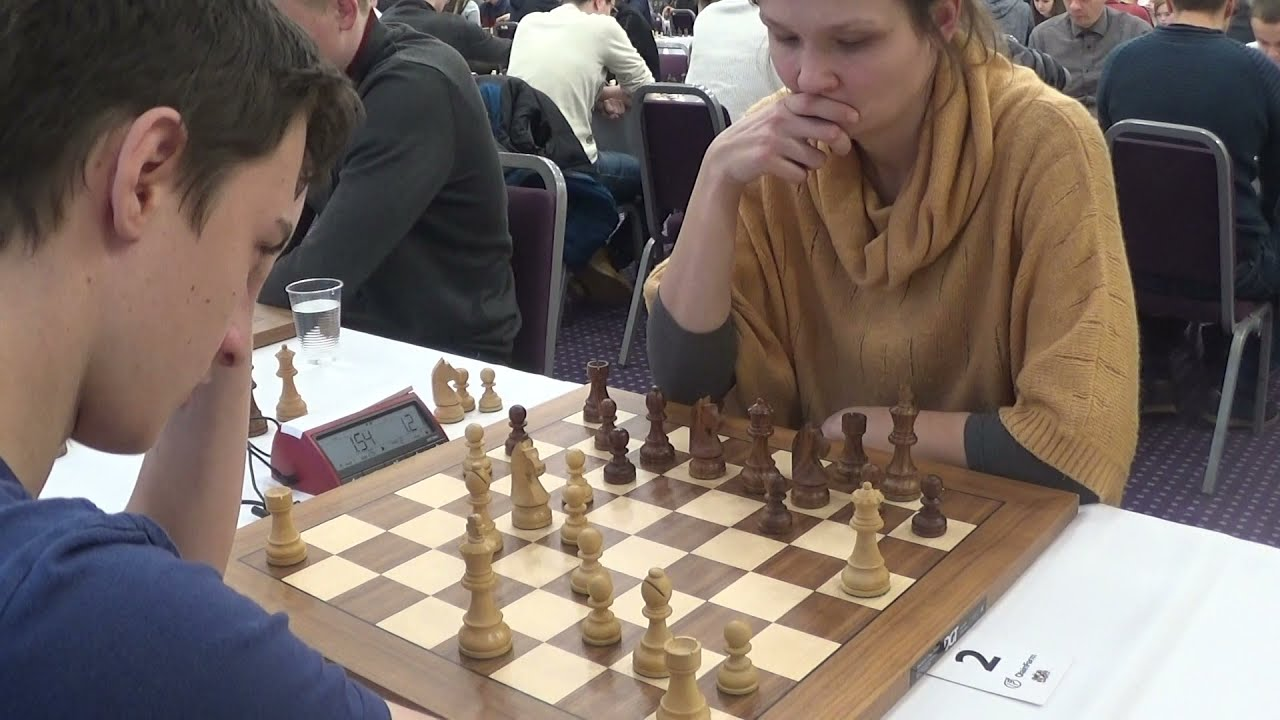 That's why chess is that good     Gorodetzky David - Laura Rogule