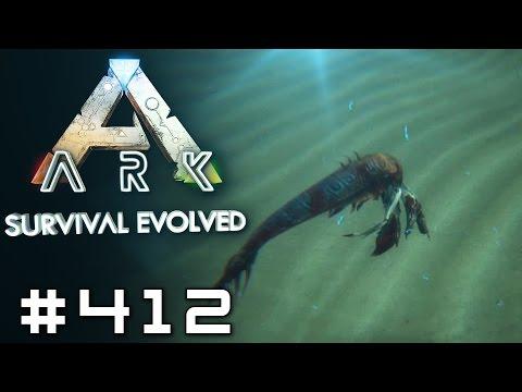 ARK #412 EURYPTERID & BLACK PEARL #2 (ARK Deutsch/German/244.2)