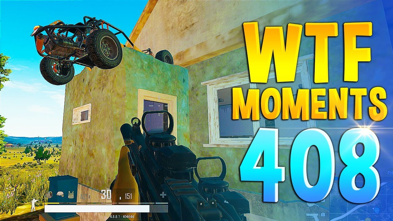 PUBG Daily Funny WTF Moments Highlights Ep 408 Videosu