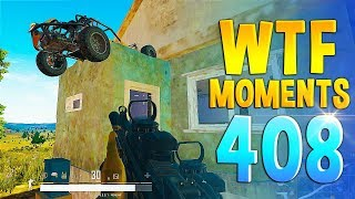 PUBG Daily Funny WTF Moments Highlights Ep 408