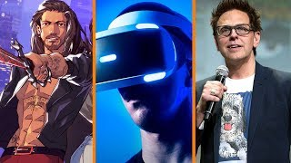 Date Your Sexy Weapons + PSVR's Big Numbers for Sony + James Gunn NOT Returning to Guardians