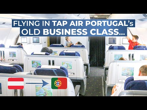 TRIPREPORT | TAP Portugal (BUSINESS CLASS) | Airbus A330-200 | Vienna - Lisbon