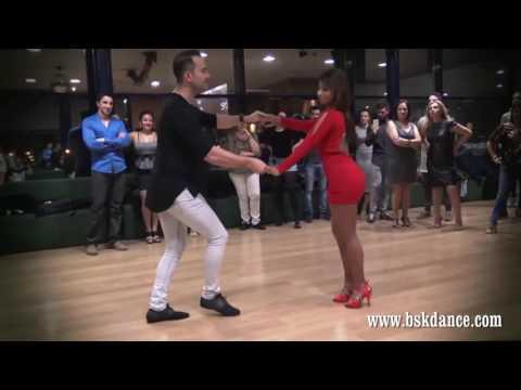 Kewin Cosmos - Dile  Bachata 2016  www.bskdance.com