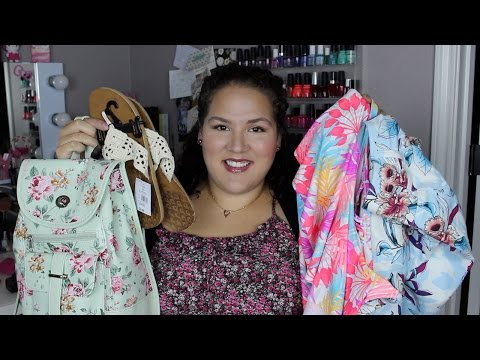 Wal-Mart Plus Size Clothing & Accessories Haul!