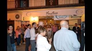 Degustación de Vinos y Quesos Vicente Pastor en De los Santos Selección