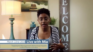 TM Behavioral Health Live video