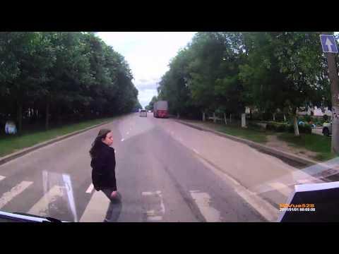 Сбита 16 летняя девушка на проспекте Текстильщиков в Иванове