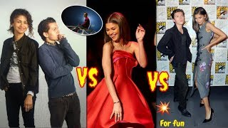 Zendaya vs Tom Holland |All Funny Compilation| Troll mommy??