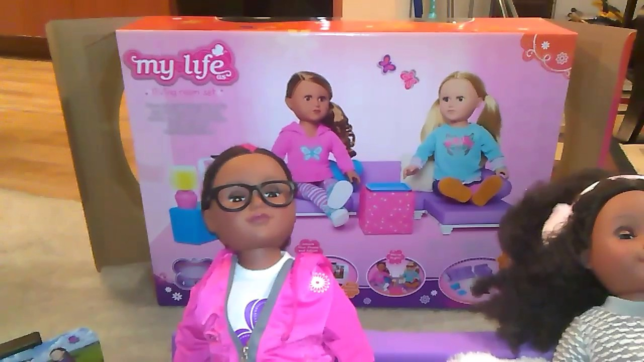 review of mylife living room set - youtube