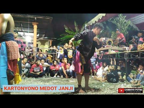 SAMBOYO PUTRO - KARTONYONO MEDOT JANJI Live SUMBERKEPUH 2019