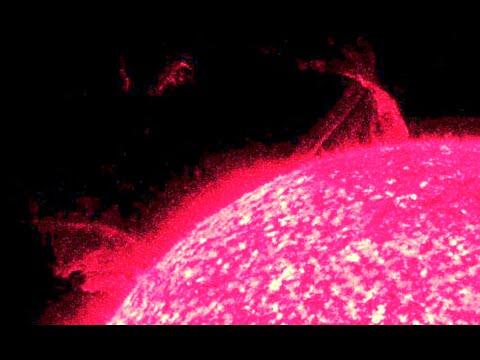 Solar Impact Watch, Big Far-side Blast | S0 News Aug.14.2016