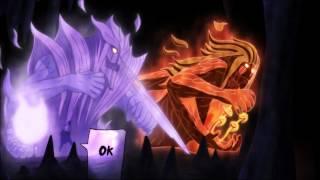 Naruto Shippuden OST - Sasuke Vs Itachi