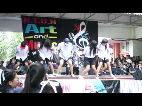 NTUN Dance Awards 2015 - TGC [The Gang Center]