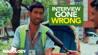 Prank on Rickshaw Puller | Lets Talk | Madology | Nax Nish | Bangla Funny Video | Prank video 2018