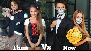 Brent and Lexi Then Vs Now ||Saylor ||