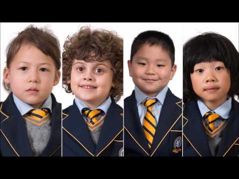 The British School of Nanjing international school Year 1 Video Yearbook