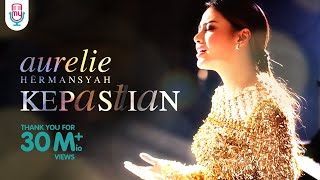 Download lagu AURELIE HERMANSYAH - KEPASTIAN (Official Music Video)