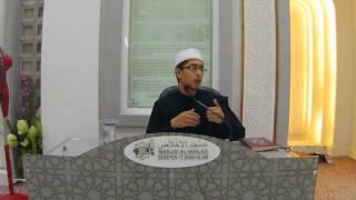 Ustaz Umar Bin Abdul Aziz  Uaa  - Adab Sulukil Murid