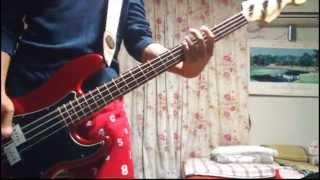 【内田彩】 ドーナツ 弾いてみた ベース