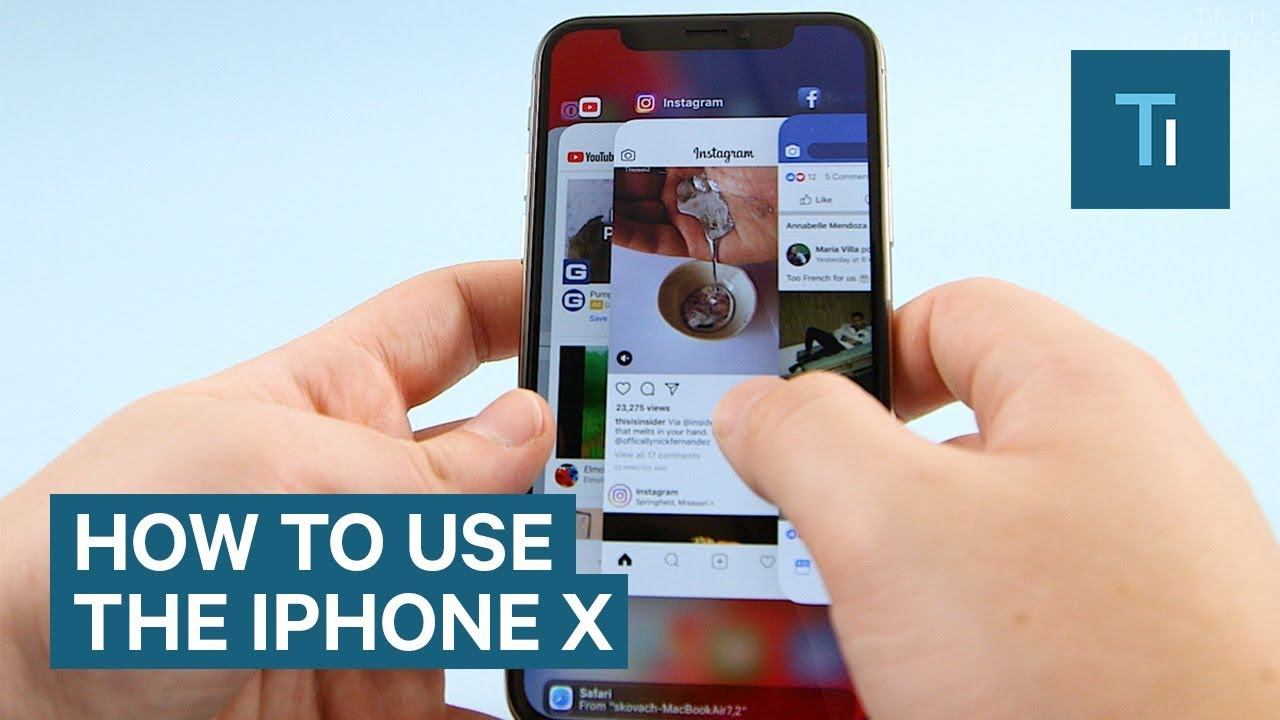 new style ac7be 432bc How To Use The iPhoneX Now That The Home Button Is Dead