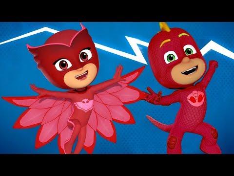 PJ Masks Full Episodes | PJ Masks Change Colours | 30 MINUTES | Cartoons for Kids
