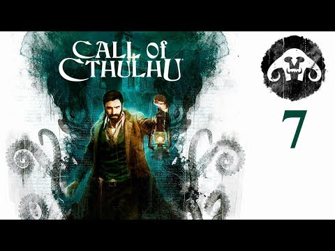 Call of Cthulhu #7 : Escape Into Madness