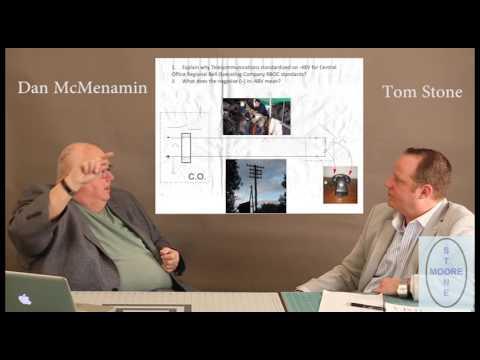01 13 2017 stoneandmoore presents Dan McMenamin Why Negative 48V For Telecom Power