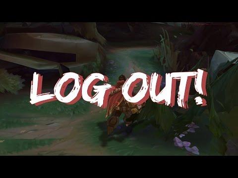Instalok - Log Out (Twenty One Pilots -Stressed Out PARODY)