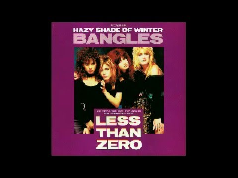 Bangles - Hazy Shade Of Winter (Purple Haze Mix) [Lossless Audio]