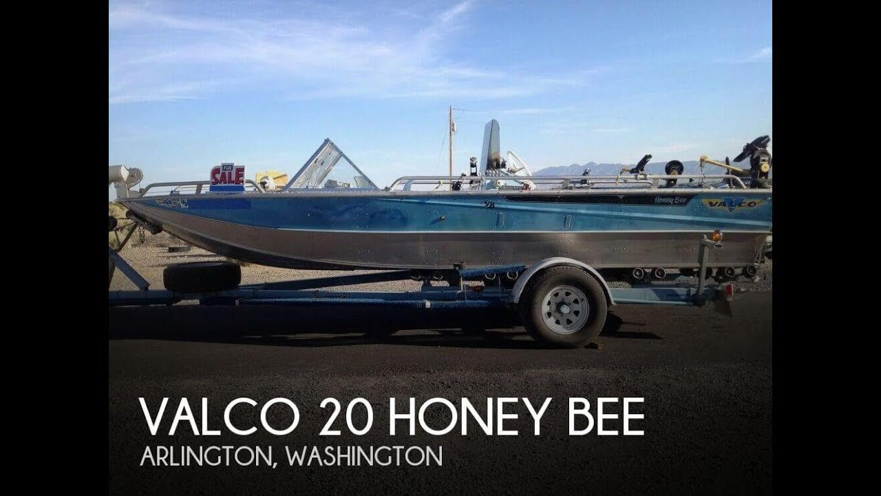 SOLD: Valco 20 Honey Bee boat in Arlington, WA | 127369