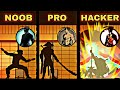 Gambar cover Shadow Fight 2 Noob Vs Pro Vs Hacker