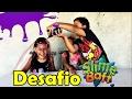 DESAFIO SLIME BAFF - Ft.  MARIA CLARA E JP