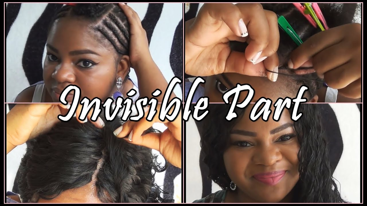 Invisible Part - O acabamento perfeito / TUTORIAL