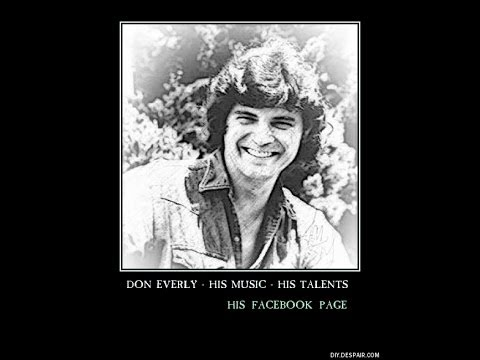 Don Everly sings The Beatles - A HARD DAYS NIGHT