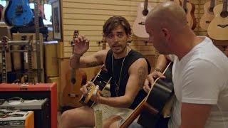 Waylon gaat helemaal uit zijn dak! - JEROEN IN CALIFORNIA - SONGS OF LIFE