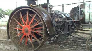 Very Modern Tractor pull tractor from about year 1900!!!