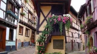 Promenade en Alsace -  Eguisheim