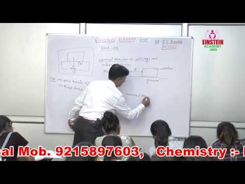 Lecture of Physics For 10+1 in Einstein Academy Jind