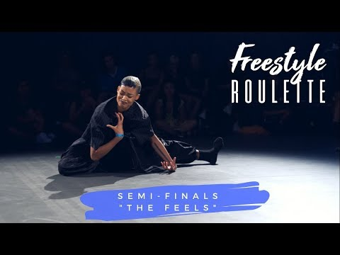 """Galen Hooks Presents """"FREESTYLE ROULETTE: LIVE EVENT"""" NEW YORK  