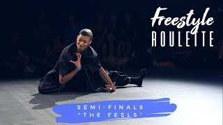 "Galen Hooks Presents ""FREESTYLE ROULETTE: LIVE EVENT"" NEW YORK  