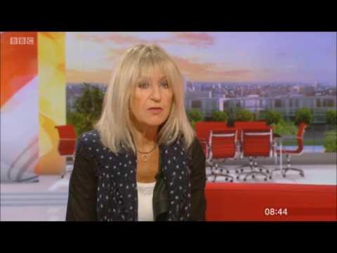 Christine McVie BBC Breakfast 2017