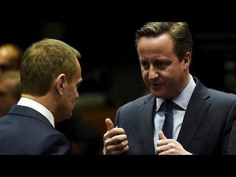 İngiltere'nin AB'de Kalmak Için Talep Ettiği Reformlarla Ilgili Anlaşma Sağlandı