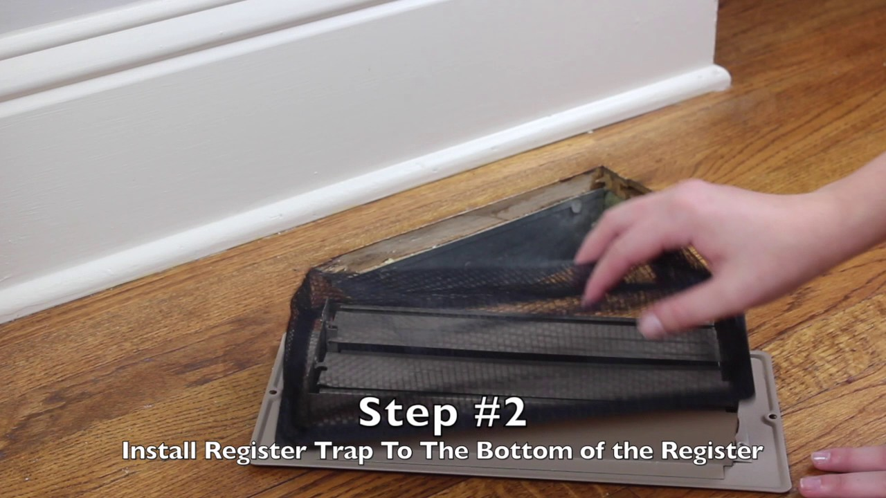 Return Floor Register