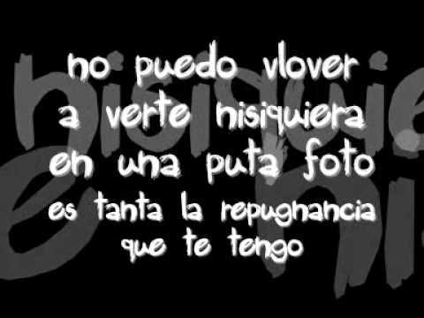 Del Amor Al Odio Hay Un Paso Youtube