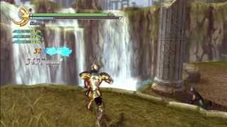 Saint Seiya Sanctuary Battle - Capricorn Shura - Sanctuary Showdown 1