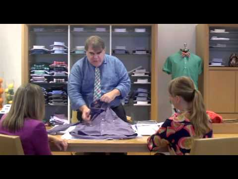 Gitman Bros Shirt Presentation Spring 2012