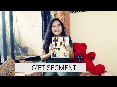Ayesha Kaduskar receives gifts from Fans   Yeh Un Dinon Ki Baat Hai