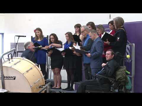 Veterans Day Ceremony McHenry County College 11-9-18