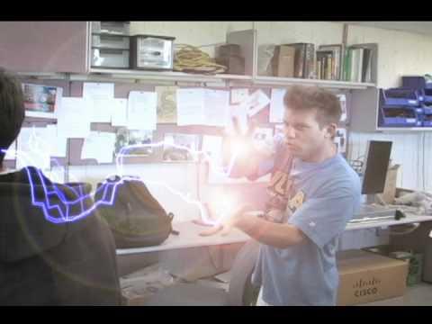 Adobe Premiere Pro CS4 Lightning Effect