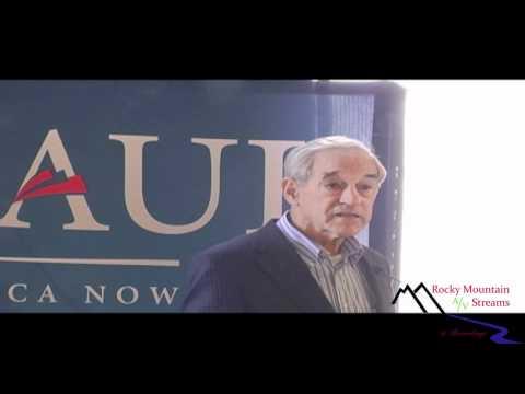 Ron Paul, Jan 31, 2012 Part 1